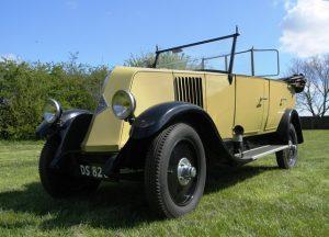 1928 Renault Type NN Tourer-Utility Car