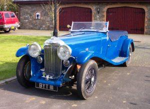 1935 Lagonda M45 Rapide