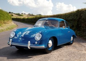 1952 Porsche 356 Pre A Coupé