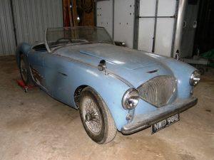 1953 Austin-Healey 100 4 BN1