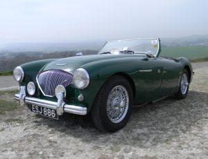 1955 Austin Healey 100 4 BN2