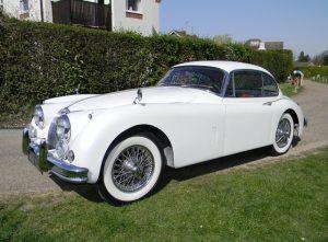 1959 Jaguar XK150 Fixedhead Coupé