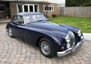 1959 Jaguar XK150S Coupé