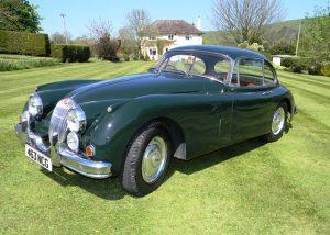 1959 Jaguar XK150S Fixedhead Coupé