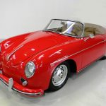 1959 Porsche 356A Convertible D Speedster 1600 Super