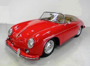1959 Porsche 356A Convertible D Speedster 1600 Super
