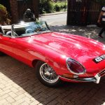 1961 Jaguar E Type Series I Roadster 'Flat floor'