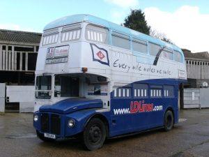 1962 AEC Routemaster Double Decker Bus