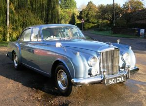 1962 Bentley S2 Continental Flying Spur by H.J. Mulliner