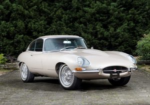 1963 Jaguar E Type Series I Fixedhead Coupé