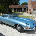 1964 Jaguar E-Type Series I Roadster