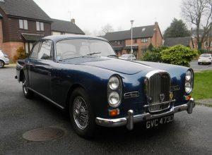 1966 Alvis TF21 Fixedhead Coupé