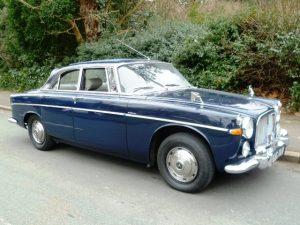 1966 Rover P5 Coupé