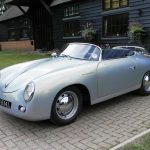 1973 Porsche 356 Speedster by Martin and Walker Technic