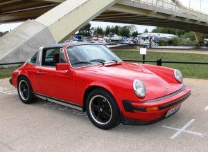 1976 Porsche Targa