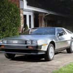 1981 DeLorean DMC-12 (24 miles from new)
