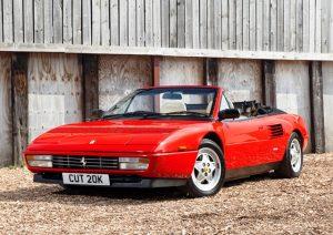 1991 Ferrari Mondial T Convertible