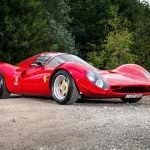1992 Ferrari 330 P4 Recreation by Noble