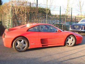 Ferrari 348 Rosso