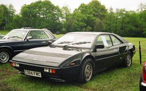 Ferrari Mondeal