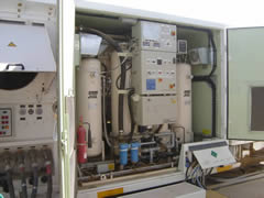 Oxygen Generator for deployable hospita